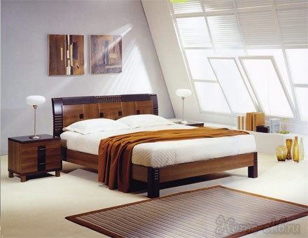 Спальня «Light walnut»