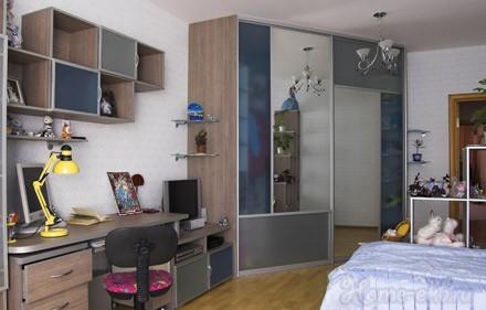 Мебель для спальни 1(Шкаф- купе угловой «Chato».Цена образца: от 60 000 руб.)