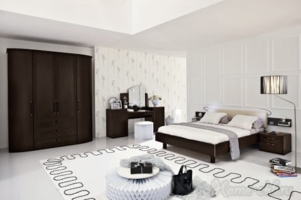 Спальня STYLE «Emotion» (цвет дуб венге)