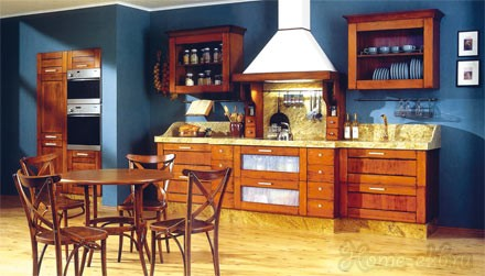 Кухня «Fagus»