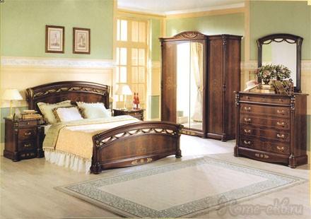 Спальня «Росселла»