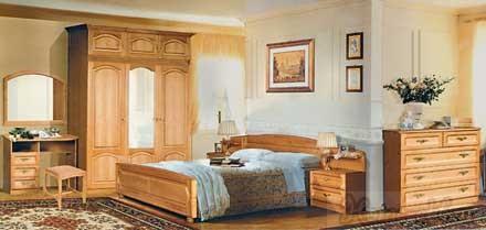 Спальня «Купава»