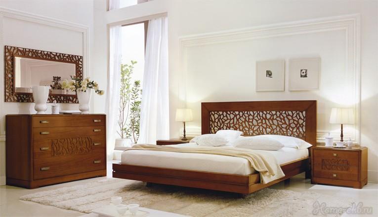 Спальня «Lago di Garda»