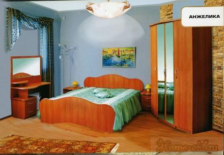 Спальня «Анжелика»