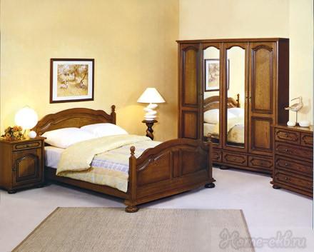 Кровать BERRY