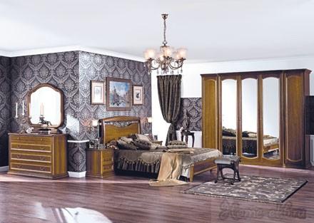 Спальня «Луиджи орех»