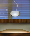 Crisalide. S - подвесная лампа