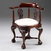 Кресло угловое «Cippendale»