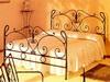 Кровать кованая «Ламбада»