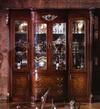 витрина 4-х дверная ЧЕТЫРЕ МОРЯ
