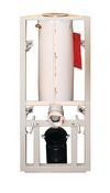 Угловая система инсталляции для унитаза № 288-0100